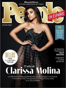 Clarissa Molina