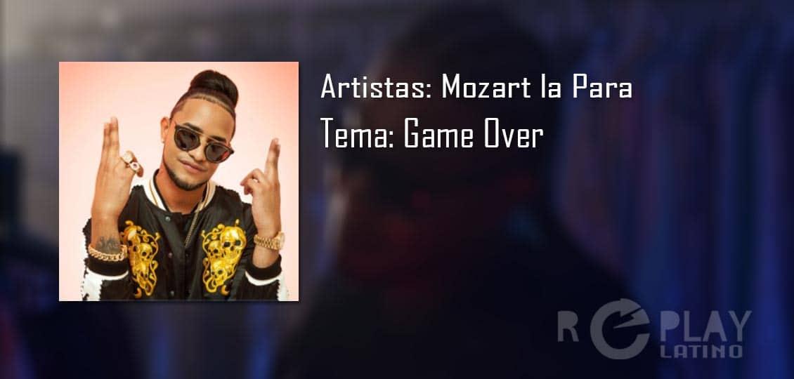 Mozart la Para - Game over